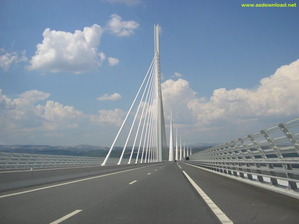 Millau Bridge wallpaper (25)