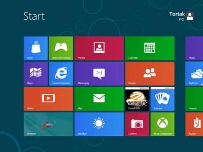 ویندوز ۸, دانلود ویندوز ۸, ویندوز جدید مایکروسافت