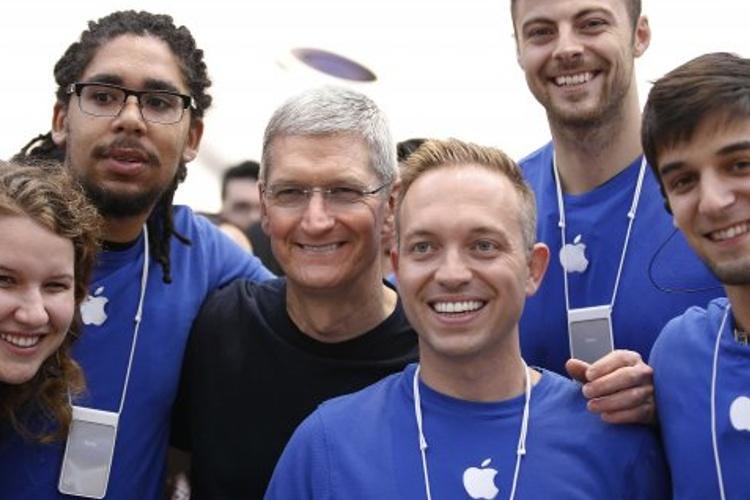 مشاغل پردآمد اپل به همراه دستمزد سالیانه