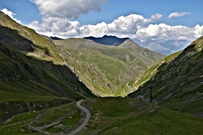 زیباترین جاده ها ی جهان