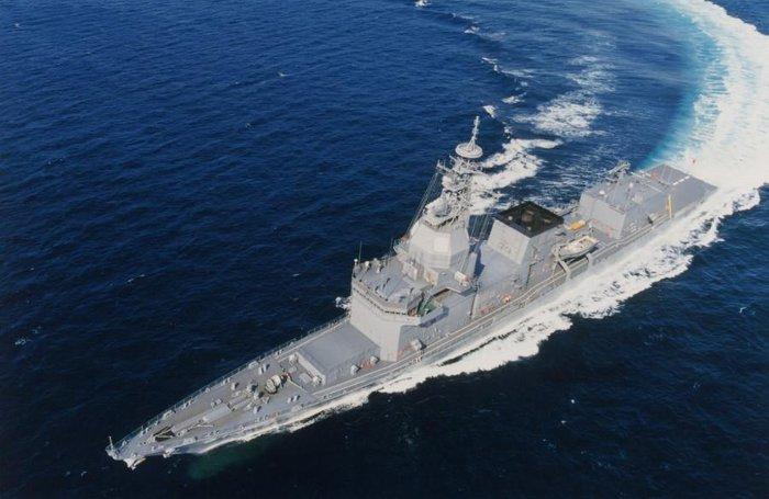 Japanese Navy-ASUKA class experimental ship