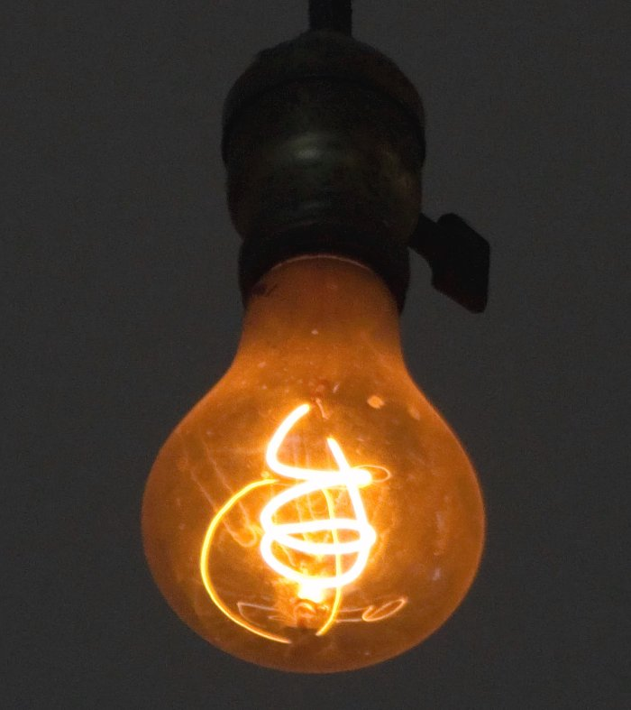 Livermore Centennial Light Bulb