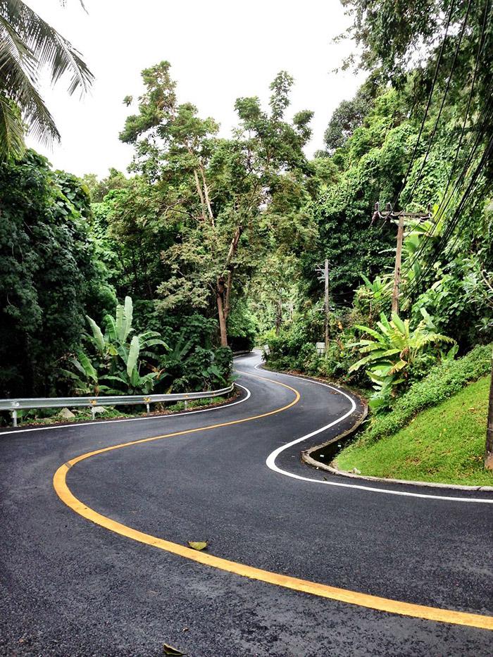 زیباترین جاده های جهان