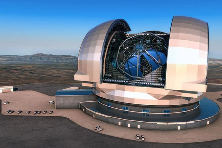 تلسکوپ بزرگ اروپا در سال 2024 به بهرهبرداری خواهد رسید