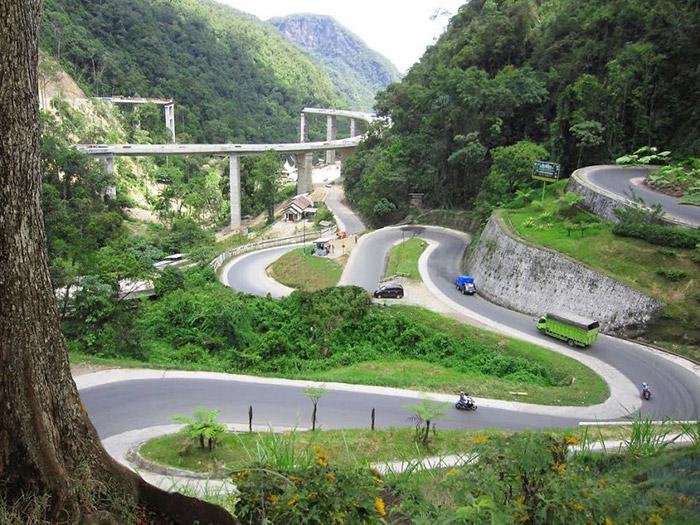 زیبارترین جاده های جهان