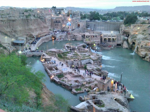 Shushtar Historical Hydraulic System (15)