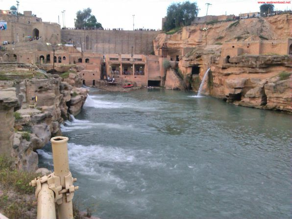 Shushtar Historical Hydraulic System (22)