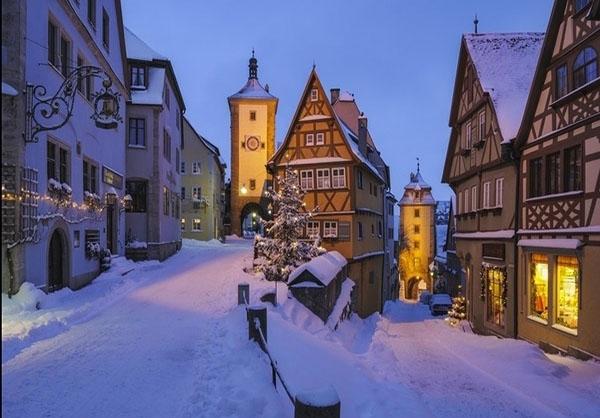 تصاویر زیباترین شهر جهان