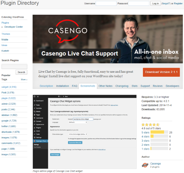 Casengo-Live-Chat-Support
