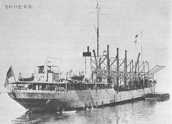 USS Nereus