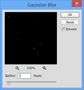 آموزش فتوشاپ , کهکشان