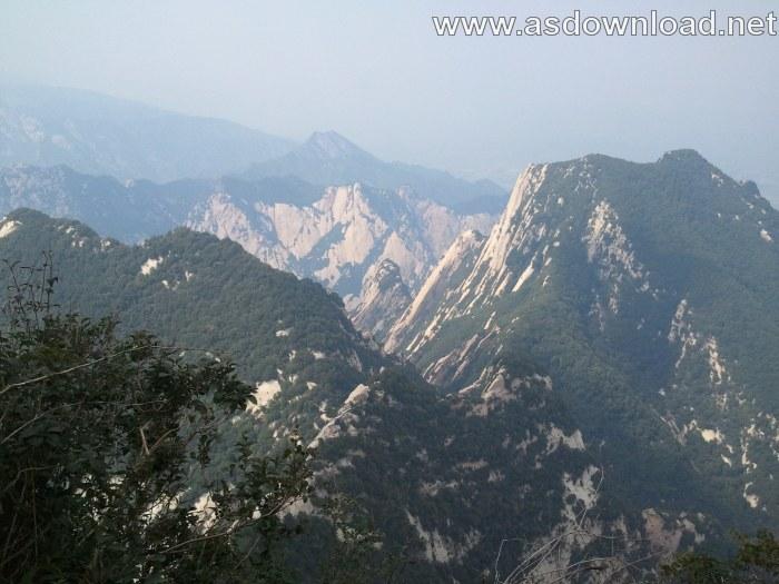 Mount-Huashan Danger Trail in world (19)