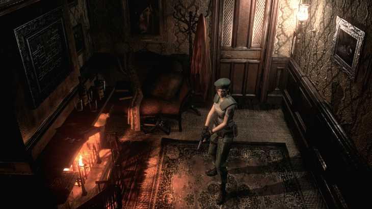 نسخهی بازسازی شده Resident Evil 1
