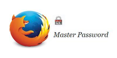 Master Password, موزیلا فایرفاکس