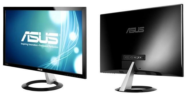 نمایشگر ASUS VX238H با زمان پاسخگویی ۱ میلی ثانیه