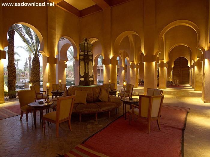 برگزاری جشن تولد چهل سالگی دیوید بکهام در کشور مراکش