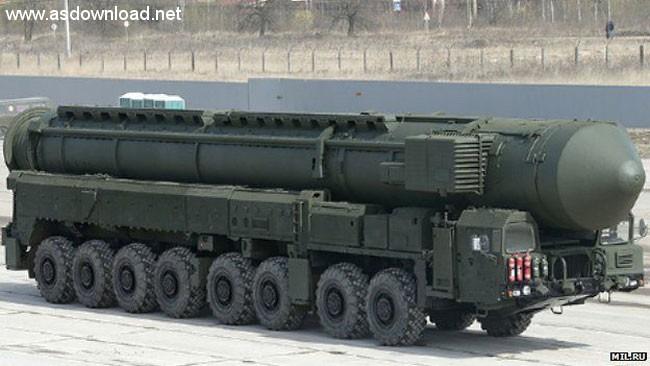 موشک بالستیک RS-24