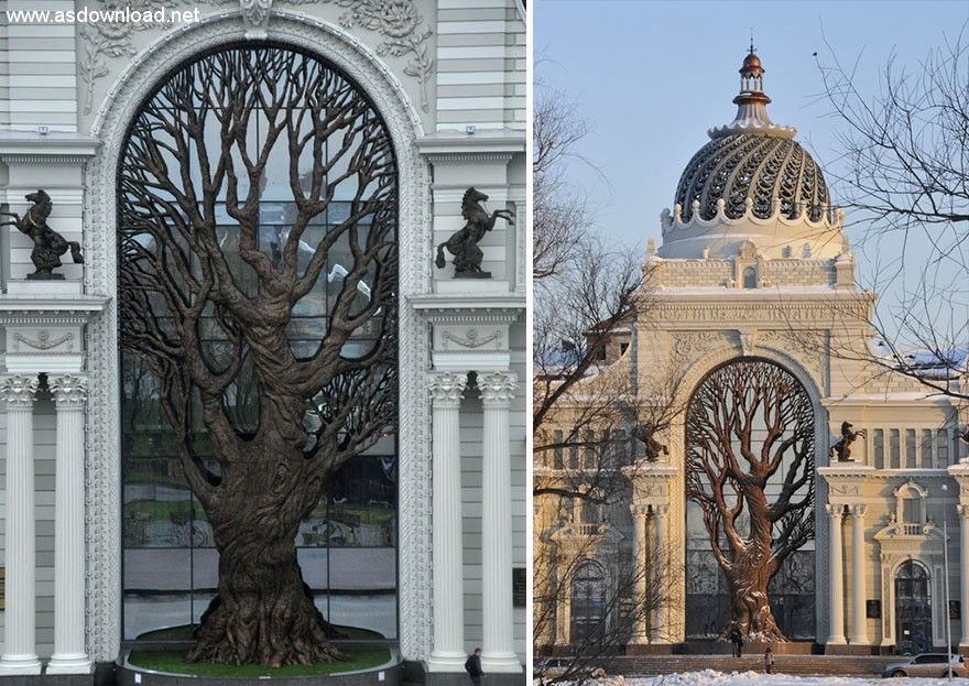ministry-agriculture-building-metal-tree-kazan-tatarstan-russia-antica-1