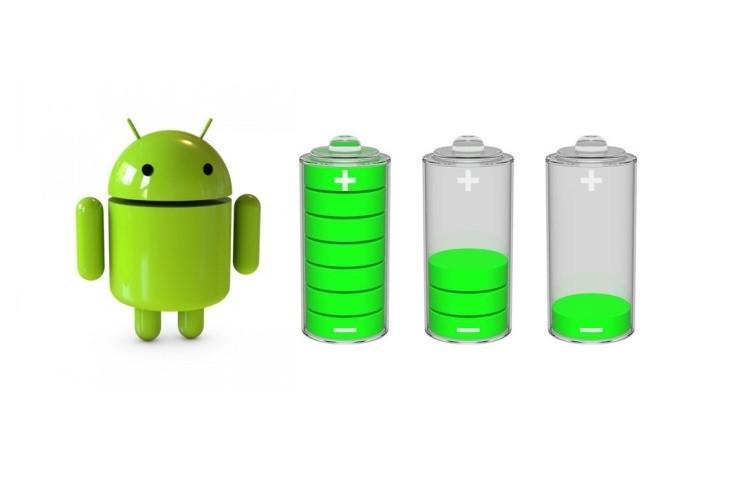 مصرف باتری اپلیکیشن های اندرویدی