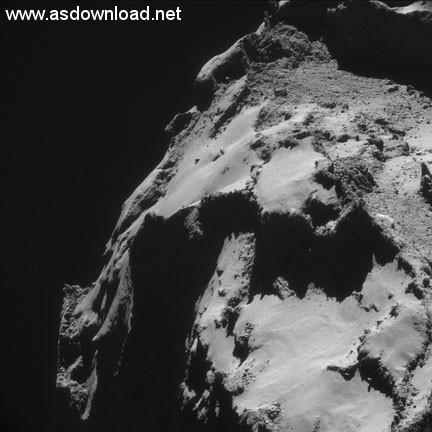 Comet67P_Churyumov-Gerasime