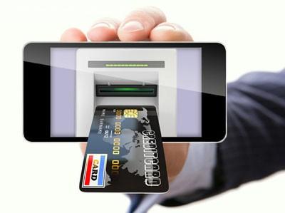 اطلاعات بانکی, گوشی های هوشمند
