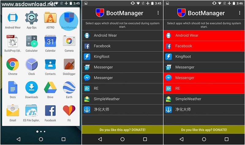 How to prevent Android apps from starting on boot 3