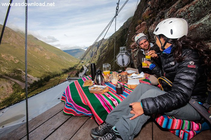 ابتکاری جدید برای رفاه کوهنوردان