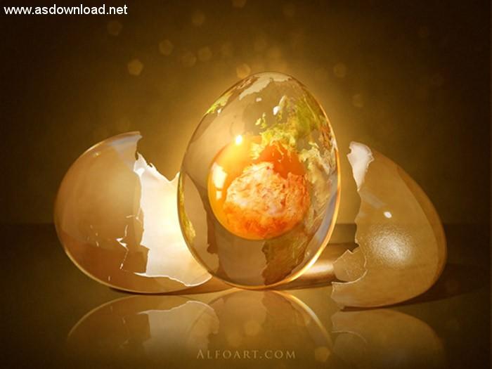 egg planet 600