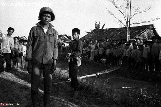 یک ایرانی در جنگ ویتنام