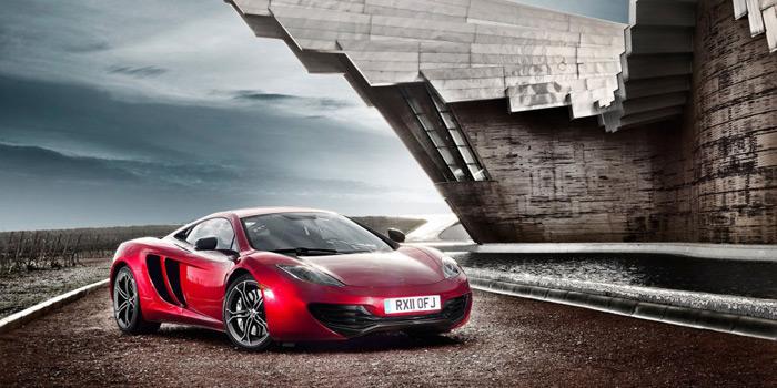 fastest cars ever mclaren mp4 12c