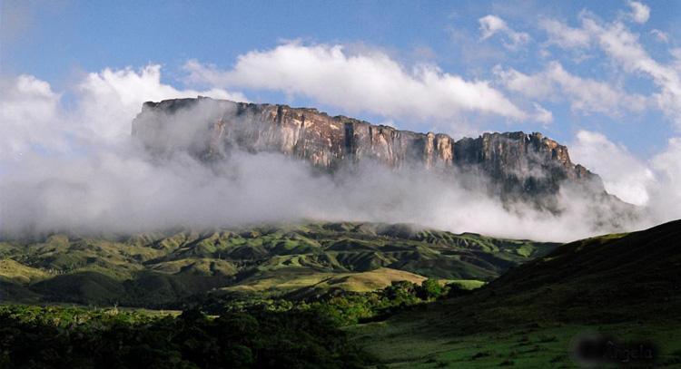 کوه Roraima