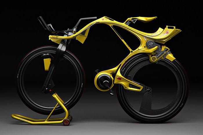 chainless ingsoc hybrid bike edc6c