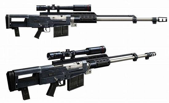 10 نوع از مرگبارترین سلاح های جهان