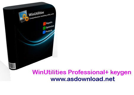 WinUtilities Professional+ keygen