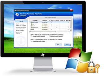 Windows Password Remover 7