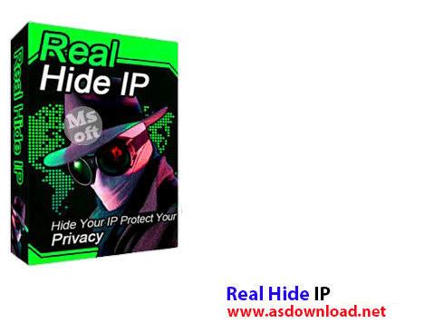 Real Hide IP  Real Hide IP v4.3.7.2 دانلود نرم افزار مخفی سازی ip برای ورود مخفی اینترنت