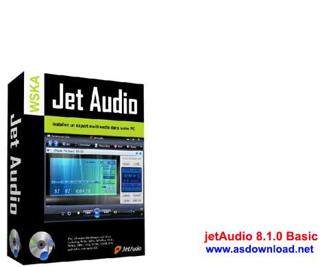 jetAudio 8.1 دانلود jetAudio 8.1.1.2100 Plus VX  نرم افزار پخش فیلم و موزیک