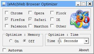 eMo Web Browse Optimizer