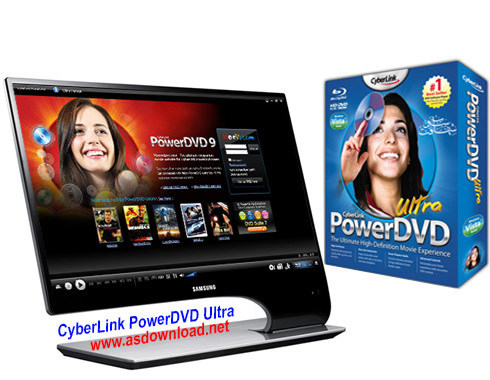 Cyberlink Power DVD Ultra 14