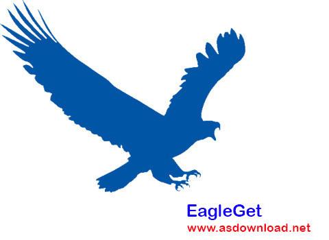 EagleGet 2.0.1 دانلود EagleGet 2.0.1.6 + Portable   نرم افزار دانلود منیجر با سرعت عقاب