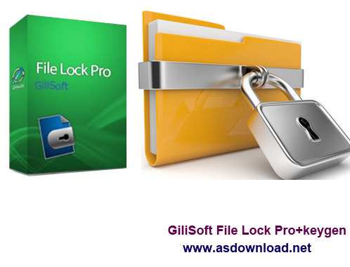 GiliSoft File Lock Pro+keygen