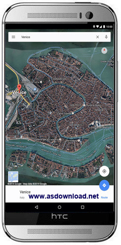 android Google Maps