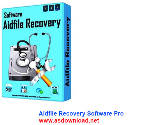 Aidfile Recovery Software Pro