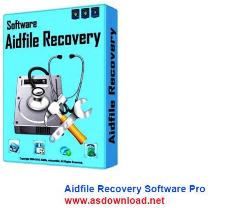 Aidfile Recovery Software Pro Aidfile Recovery Software 3.6.7.6 + keygen  نرم افزار بازیابی اطلاعات