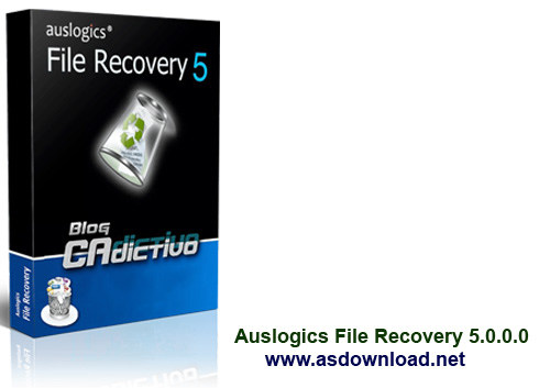 Auslogics File Recovery 5.0.0
