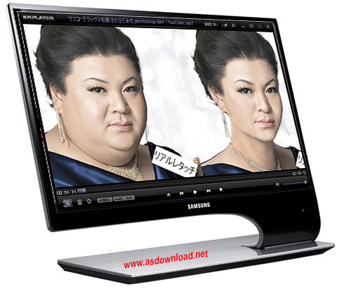 Changing your face shape in Photoshop