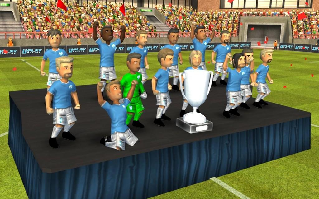 2-Striker Soccer 2