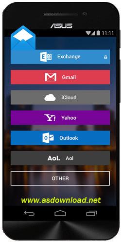 Boxer Boxer نرم افزار مدیریت ایمیل, جی میل و دیگر سرویس های ایمیل دهی