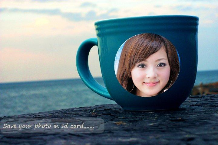 Coffee Mug Photo Frames (2)