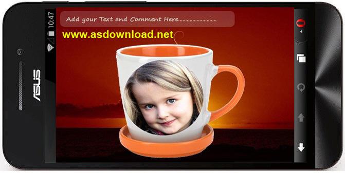 Coffee Mug Photo Frames Coffee Mug Photo Frames نرم افزار هک عکس بر روی لیوان قهوه